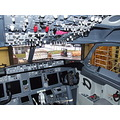schiphol flight simulator work