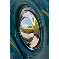 Antique Cars Studebakers Chrome Reflections