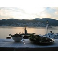 Wedding ceremony overlooking Skopelos Isl. (not mine:-)