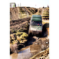 offroad cars mud water discovery