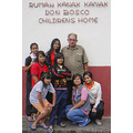 church children home people kundasang sabah