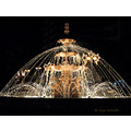 christmas fountain light water luz agua torremolinos andalucia spain home