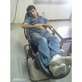 iran work place sleep