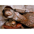 tomb exeter cathedral devon