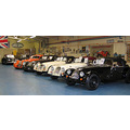 Morgan Cars - http://www.morgan-motor.co.uk/  7. Then the new ones awaiting delivery....