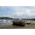 Tuesday 4th August 2009 - Conwy, Wales - our final day.   248. John was telling Stephen that th...