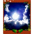 A MERRY XMAS TO ALL FT'ERS AND FTSTAFF     ( a genuine cloud shot+frame)