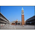 Venice Italy square tower architecture