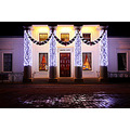 Bedford Harpur Suite Christmas Lights town bedfordshire