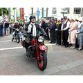 art deco parade motorbike napier nz