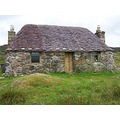 Blackhouse - Outer Hebrides - Scotland - July 2007