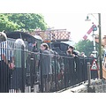 england buckfastleigh railway trains people