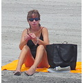 Beach beauty atlantic city ocean swimming hot women girls girl diane
