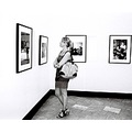 At the photoexhibition of a photografer Rost