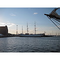 Baltic Sea Germany Stralsund Sailboat Harbour