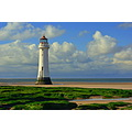 Lighthouse Scenery England