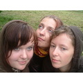 with my german friends...Justina, Swetlana and me...