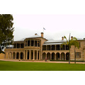 architechture Old Government House Brisbane