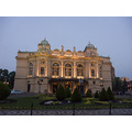 The Slowacki Theatre in Cracow