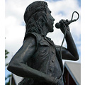 bon scott acdc rip rock on perth littleollie