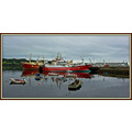 landmarkfriday Killybegs Conegal ireland fishing trawlers boats sea pier