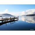 reflectionthursday otago harbour basin calm winters day dunedin littleollie
