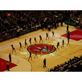 At 9:01pm.Raptors Cheerleaders/Dancers-ACC-Toronto,Ont.,On Saturday,Nov.10,2012