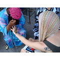Djemaa el Fna - Marrakesh.  The square is edged along one side by the Marrakesh souk, the tradi...
