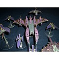 SF Science Fiction Babylon 5 B5 miniature model spaceship