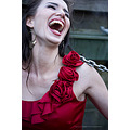 smile laugh red fun chain silver holland fashion