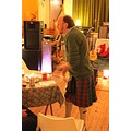 wales cardiff folkclub people kilts