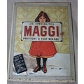 reklam shied maggy about 1930 dim 40x 30 cm