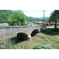 Kentucky Whitesburg stone bridge