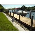 60 FOOT BOAT DOCK FLORIDA GULF COAST RENTAL