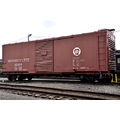 steamtown scranton pennsylvania railroad train boxcar