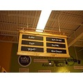custom aisle signs store aisle signs grocery aisle signs