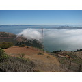 sanfrancisco goldengate fog bridge