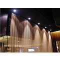 Hot sell stainless steel metal drapery curtain supplier