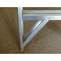 ladder step aluminium angle