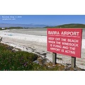 Barra island airplanes airport