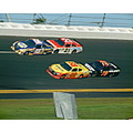 Kurt Busch Trevor Bayne Regan Smith Martin Truex Jr Daytona 500 2011