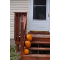pumpkins porch
