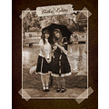 manipulation lolita gothic umbrella stripes old aged