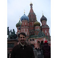 St. Basil Cathedral, Kremlin Palace, Moscow