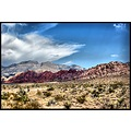 red rock canyon nevada usa hdr bojtorjan