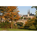 autumn luxembourg city