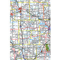 Olsen district14 district 14 senate area highway map wisconsin