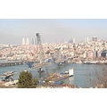 metro bridge istanbul turkey goldenhorn halic
