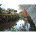 2009 reflectionthursday portugal pontedepedra old roman bridge water river