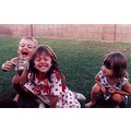 Garrett Vanessa and Jamie early 90s